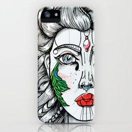 lqr iPhone Case