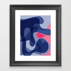 Evolution of a Dot | Modern Happy Art Framed Art Print