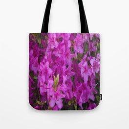Pink Flowers 2 Tote Bag