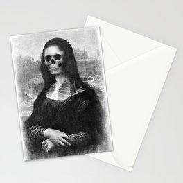 Mona Lisa - Xray Stationery Cards