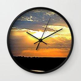 14ne007 Wall Clock