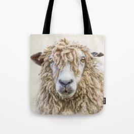 Longwool Sheep Tote Bag