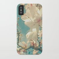 once upon a  time iPhone & iPod Cases featuring Once Upon a Time by Cassia Beck