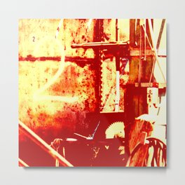 -2- Metal Print