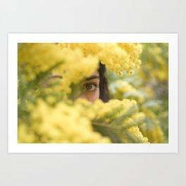 donna Art Print