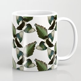 A Tiding Of Magpies Coffee Mug