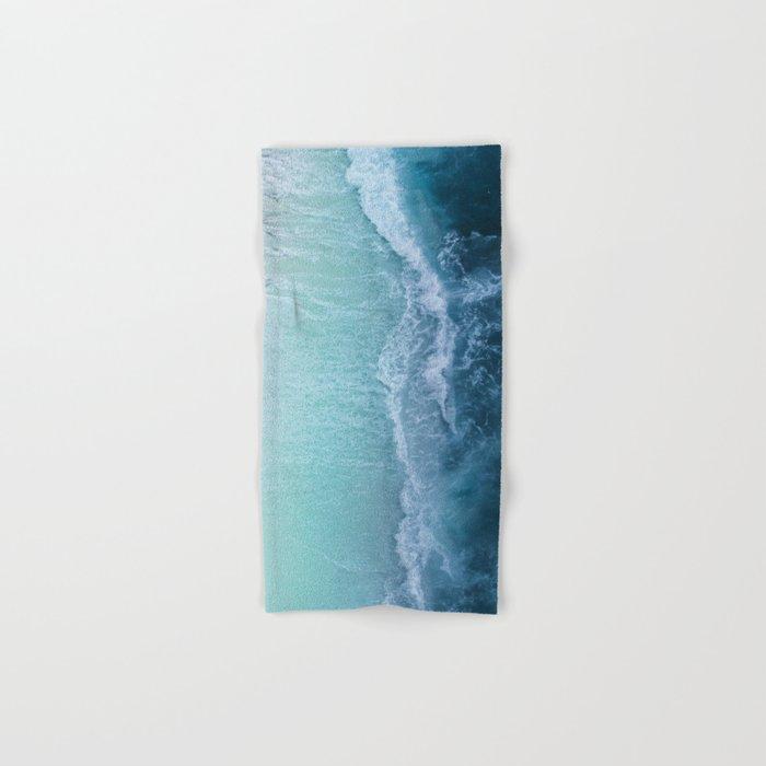 Turquoise Sea Hand & Bath Towel