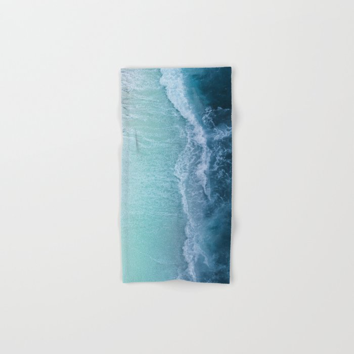 Turquoise Sea Hand & Bath Towel