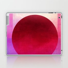 Circle Composition XII Laptop & iPad Skin