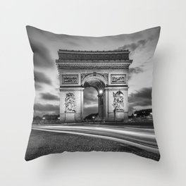 Arc De Triomphe Throw Pillows For Any Room Or Decor Style Society6