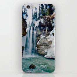 Johnston Canyon Pt.2 iPhone Skin