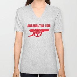 Arsenal Till I Die Unisex V-Neck