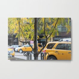 East Village Moves, NYC Metal Print