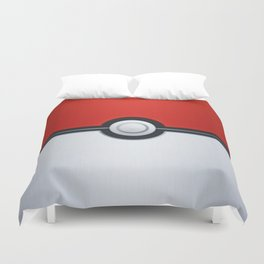 Pokéball Duvet Cover
