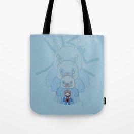 Ant-Bear Tote Bag