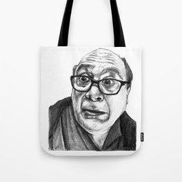 Danny DeVito Tote Bag