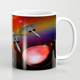 Deep Space Expedition - 028 Coffee Mug