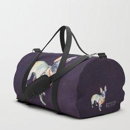 American Hairless Terrier Duffle Bag