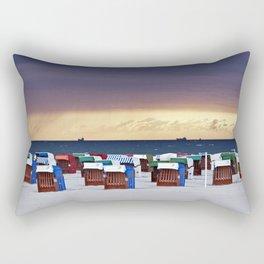 A STORM IS COMING - BALTIC SEA Rectangular Pillow