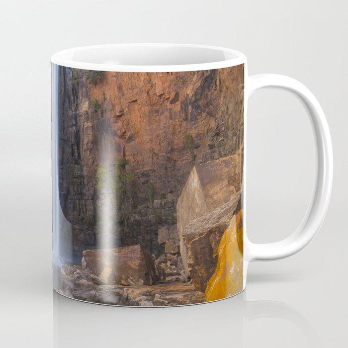 Waterfall on the Berkeley Coffee Mug
