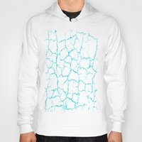 cracked Hoodies featuring Cracked by Last Call
