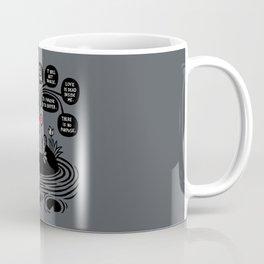 The Nine Sublime Reflections of the Doom Toad Coffee Mug