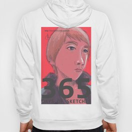 365 Days of Sketches Hoody