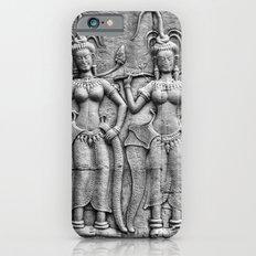 Cambodian Fertility Goddesses iPhone 6s Slim Case