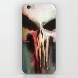 The Punisher #2 iPhone Skin