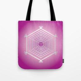 Multidimensional  Tote Bag