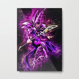 Yu Gi Oh Trading Card Metal Print