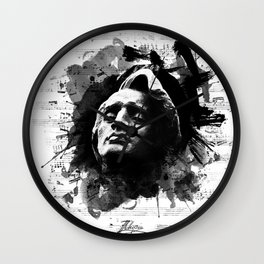 Frederic Chopin Wall Clock