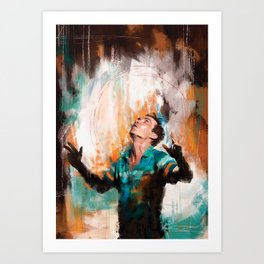 Ballyturk Art Print
