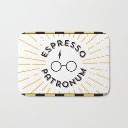 Espresso Patronum Badgers Bath Mat