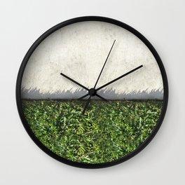 Side Walk Wall Clock