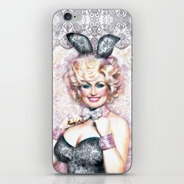 Workin' 9 to 5 iPhone Skin