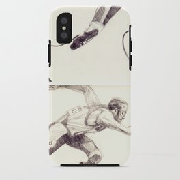 Oscar Pistorius iPhone Case