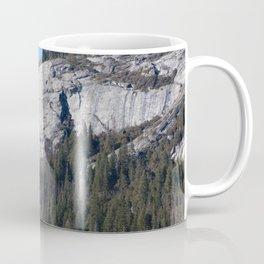 Mountain with Blue Sky Coffee Mug
