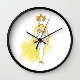 The Queen Mother Wall Clock