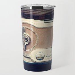 Vintage Revere Movie Camera Travel Mug
