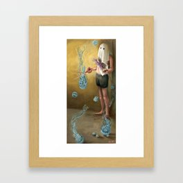 Obsessively  Framed Art Print