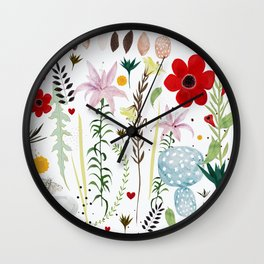 Freda Wall Clock
