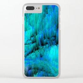 Trail Falls Clear iPhone Case