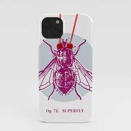 fig. 72 superfly iPhone Case