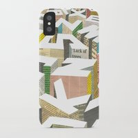 ilovedoodle iPhone & iPod Cases featuring The Capital by I Love Doodle