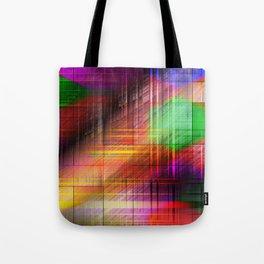 colourful linings II Tote Bag