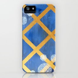 first comes winter iPhone Case