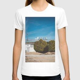 Desert Church T-shirt
