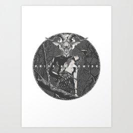 Pride & Promise Art Print