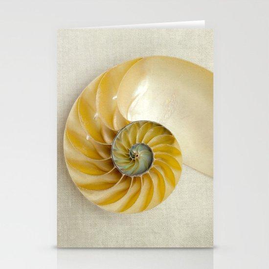Nautilus Stationery Cards
